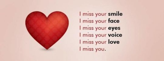 Great Miss You Quote I Miss Your Love