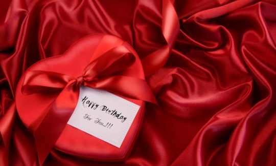 Latest Gift Birthday Wishes For Fiancee Image