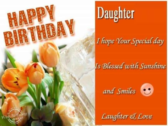Lovely Birthday Wishes For Daughter Greetings (2)