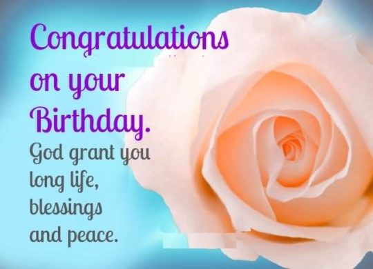 Lovely Birthday Wishes For Grandmother Greetings