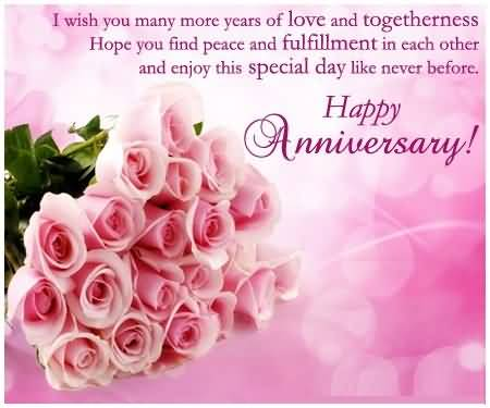 Mind blowing anniversary wishes for aunt greetings nicewishes
