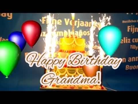 Mind Blowing Birthday Wishes For Grandmother Wallpaper