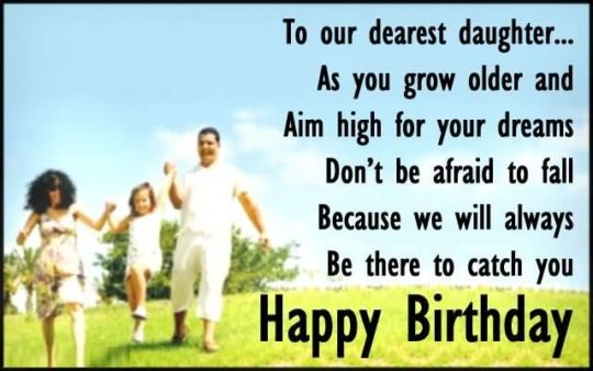 Nice Birthday Wishes For Daughter Image