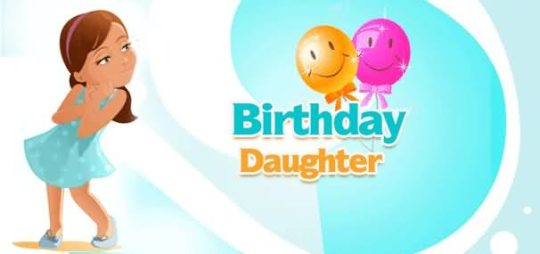 Nice Birthday Wishes For Daughter Wallpaper