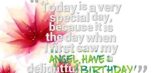 Nice Quote Birthday Wishes For Daughter Wallpaper