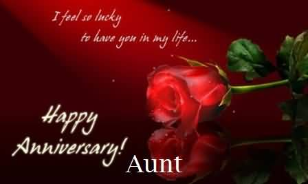 Stunning Anniversary Wishes For Aunt Wallpaper