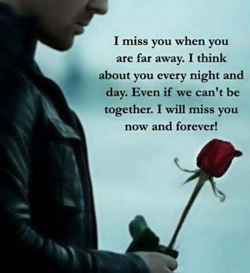 I Will Miss You Quotes