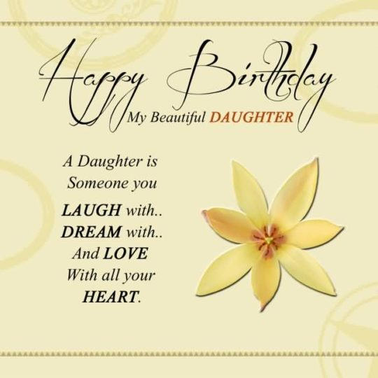 Ultimate Birthday Wishes For Daughter Graphic