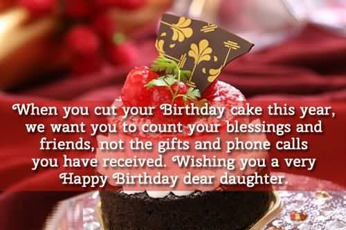 Unique Birthday Wishes For Daughter Greetings