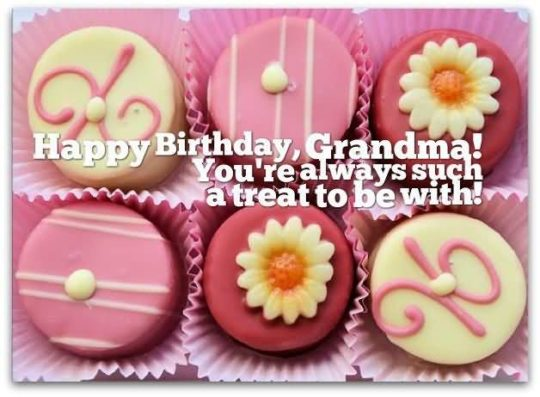 Unique Birthday Wishes For Grandmother Wallpaper