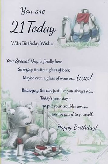 Wonderful 21st Birthday Wishes For Stepdaughter Greetings Nicewishes
