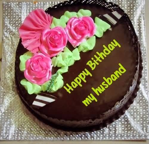 Delicious Birthday Wish Cake For Husband NiceWishes