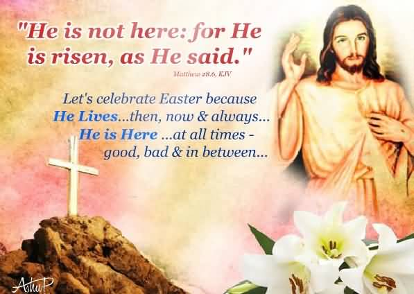 Nice happy easter card with blessings of god nicewishes nice happy easter card with blessings of god m4hsunfo