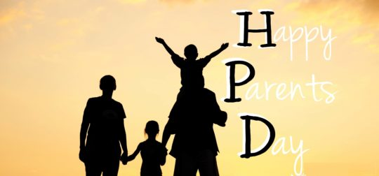 Parents Day Wishes With Family