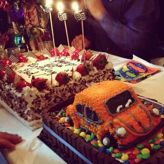 Perfect Car Cake Birthday Wish To Coolest Father NiceWishes