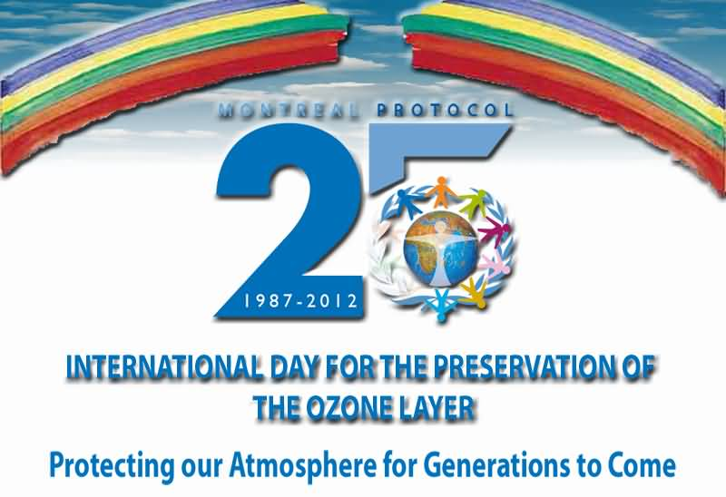 world ozone day essay Save mother earth: an essay updated on october 17 the ozone layer has a hole and are caused by human actions all over the world.