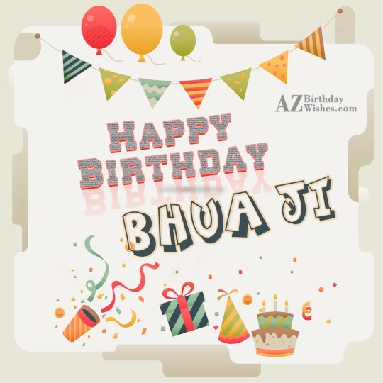 Beautiful Happy Birthday Bhua Ji Wishes