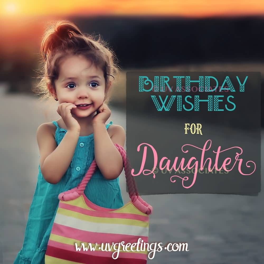 Birthday Wishes For Daughter (2)