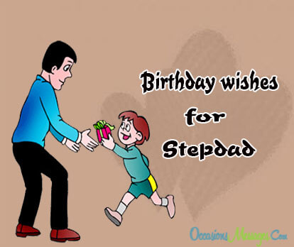 Birthday Wishes For StepDad