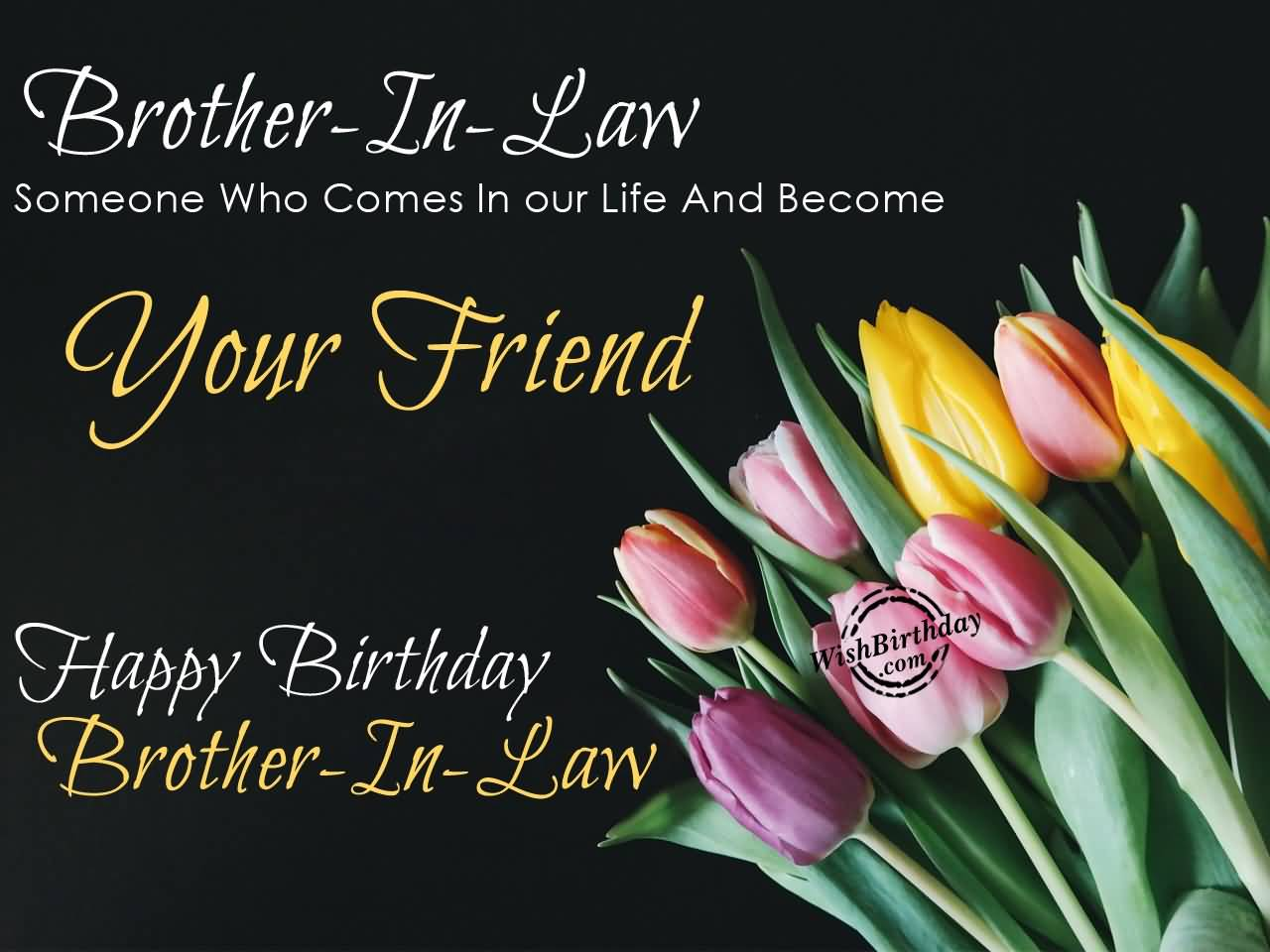 Birthday wishes for brother in law ecards images wonderful brother in law birthday wishes e card m4hsunfo