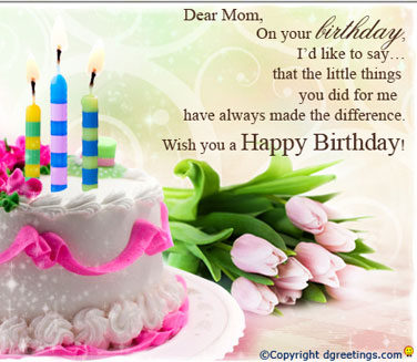 Birthday Wishes for Mother | Page 6