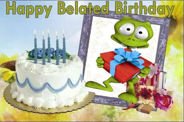 Famous Belated Birthday With Lovely Kermit