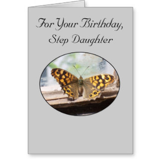 For Your Birthday Step Daughter