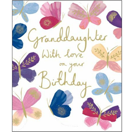 Birthday Wishes For Granddaughter Happy Birthday Quotes Messages