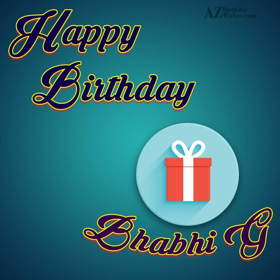 Happy Birthday Bhabhi G (2)