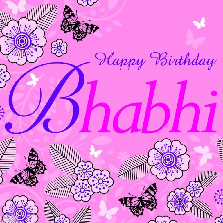Happy Birthday Bhabhi