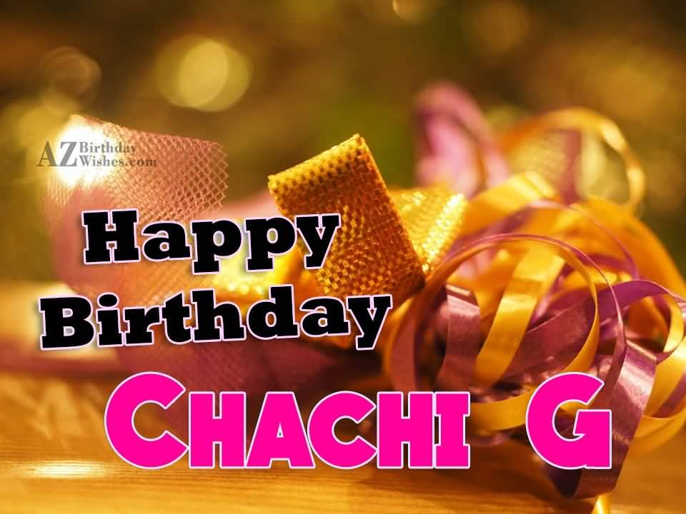 Happy Birthday Chachi Ji (5)
