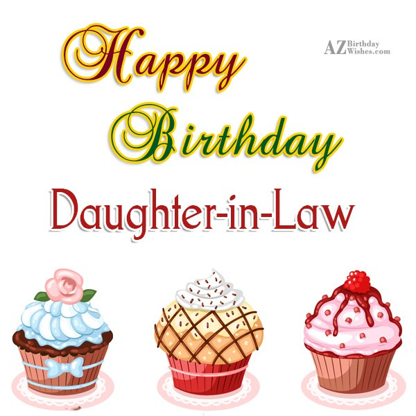 Happy Birthday Daughter In Law (3)