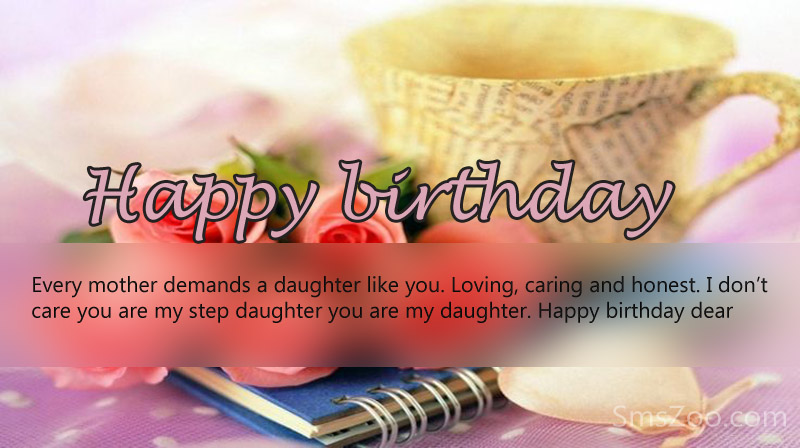 Happy Birthday Every Mother Demands A Daughter Like You