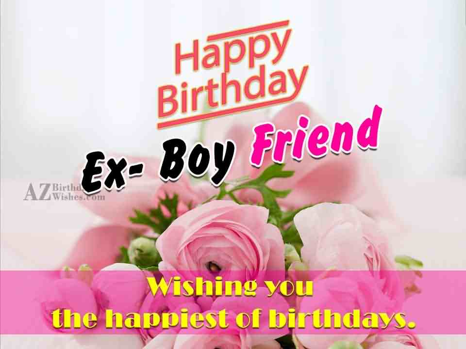 Wishing You A Very Happy Birthday For Ex Girlfriend Nicewishes