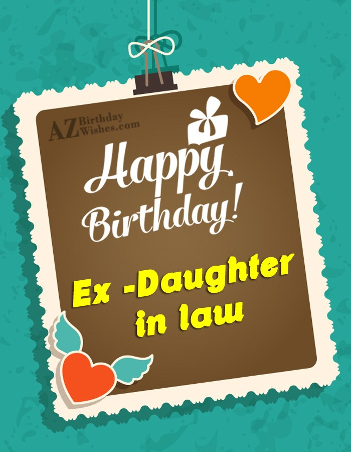 Happy Birthday Ex Daughter In Law (11)
