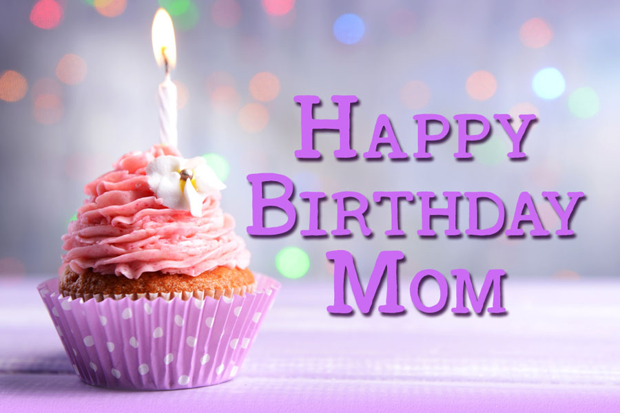 Happy Birthday Mom Best Wishes (2)