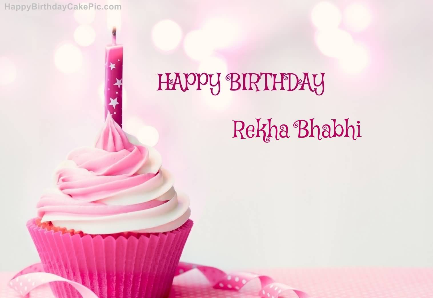 Happy Birthday Rekha Bhabhi