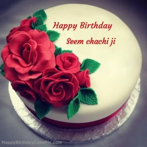 Happy Birthday Seem Chachi Ji (2)
