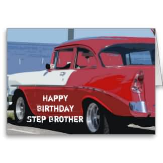 Happy Birthday Step Brother (5)