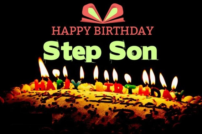 Happy Birthday Step Son (6)