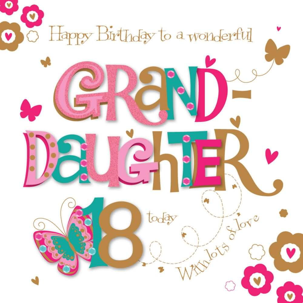 birthday wishes for granddaughter page 10 nicewishes