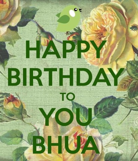 Happy Birthday To You Bhua Greeting