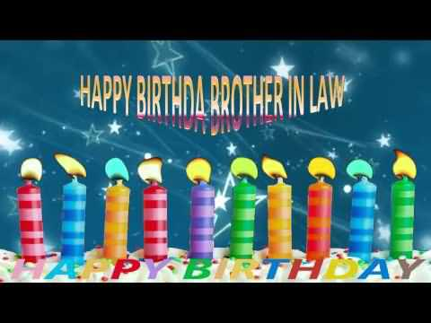 Happy Birthdya Brother In Law