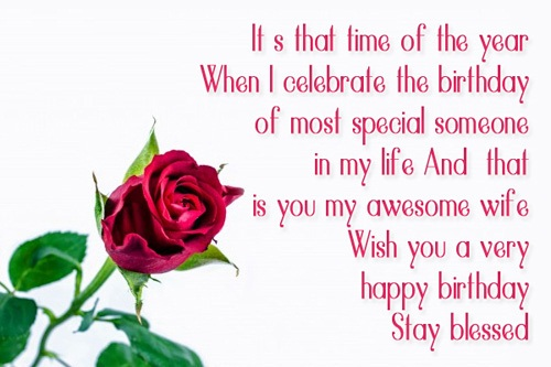 It Is That Of The Year When I Celebrate The Birthday Wish You A Very Happy Birthday Stay Blessed