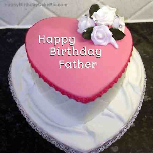 Nice Cake For Father Birthday