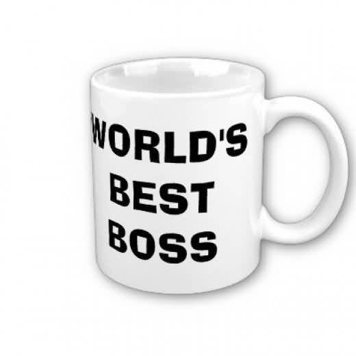 World's Best Boss Happy Birthday Boss