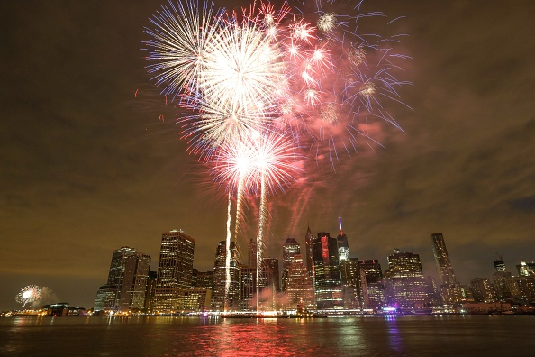 Fourth of July celebrations in New York