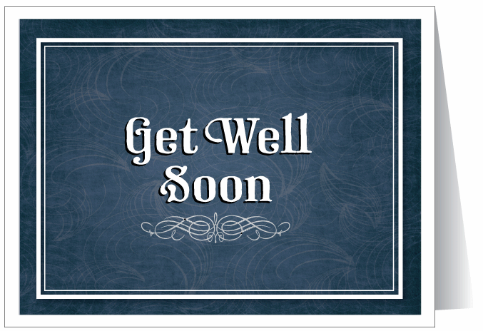 Awesome Get Well Soon E-Card