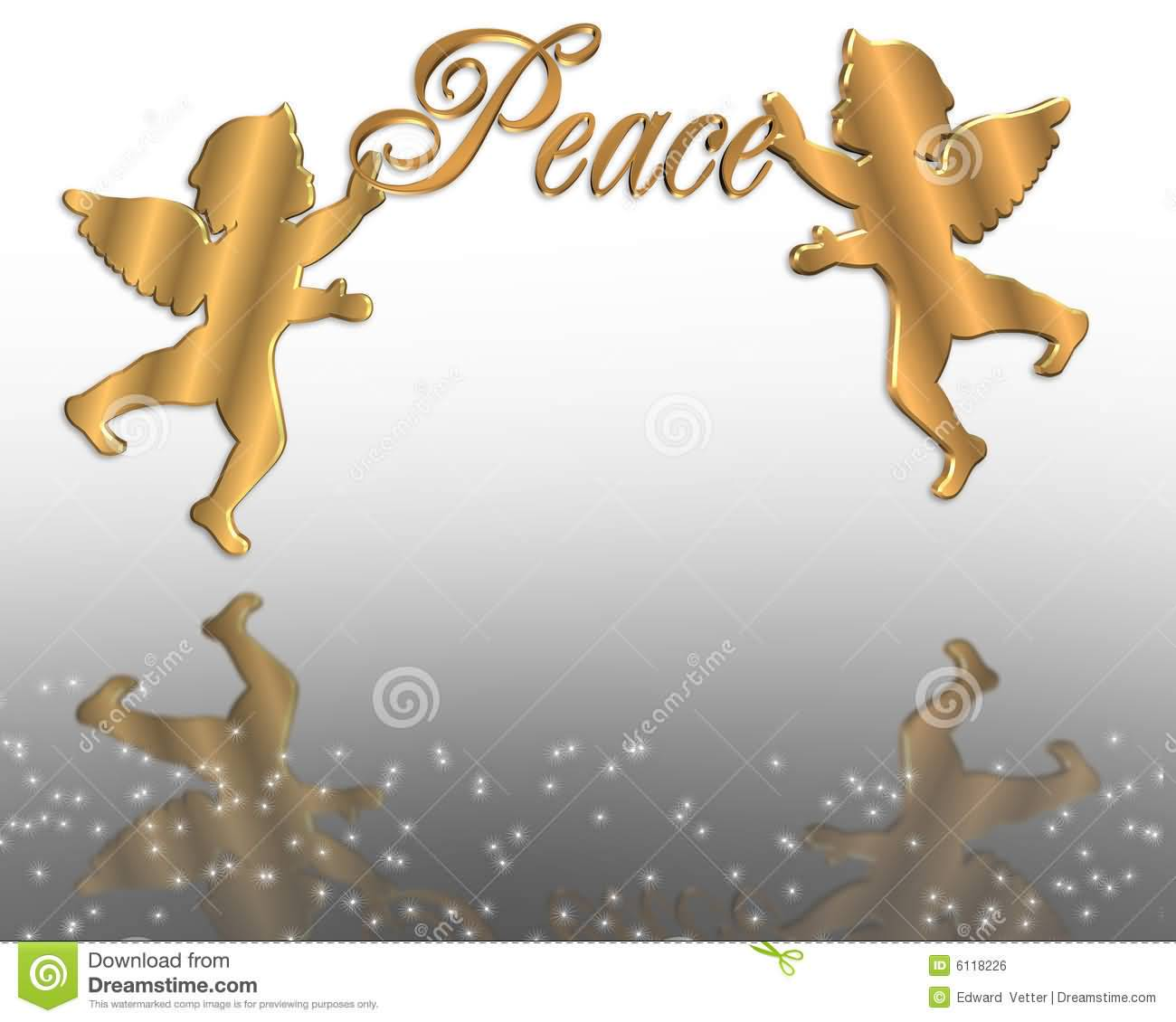 Awesome Peace Angels Image