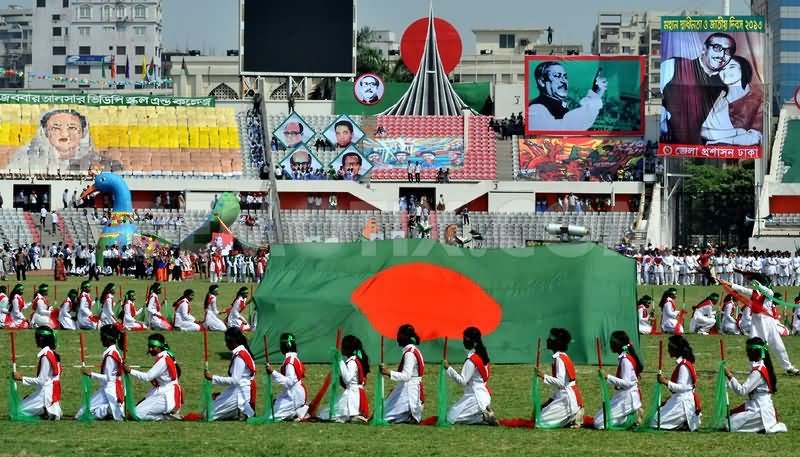 Bangladesh Independence Day Celebrate